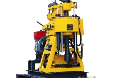 液压钻井机YZJ-200Y