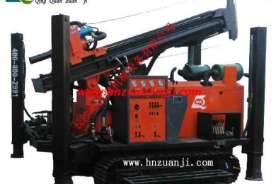 QYZJ-200履带潜孔钻机